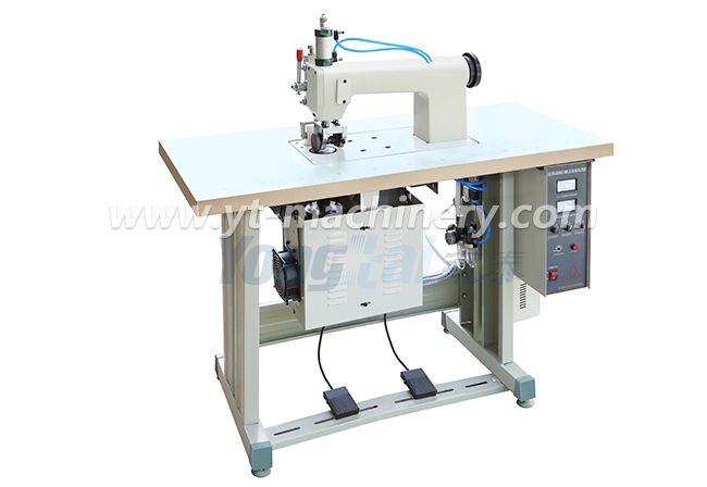 Ultrasonic Gown Sewing Machine